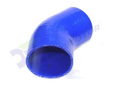 Manguitos de silicona y tubos de aluminio
