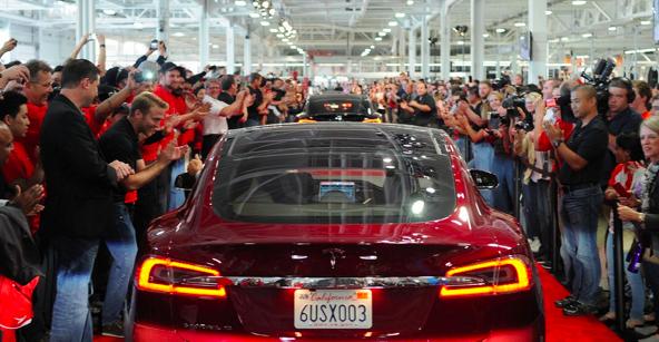 Tesla motors libera su tecnología