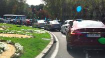 Marcha vehículos eléctricos